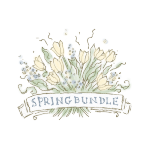 Bee's Wing Farm Spring Bundle Flower CSA Subscription