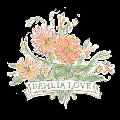 Bee's Wing Farm Dahlia Love Flower CSA Subscription