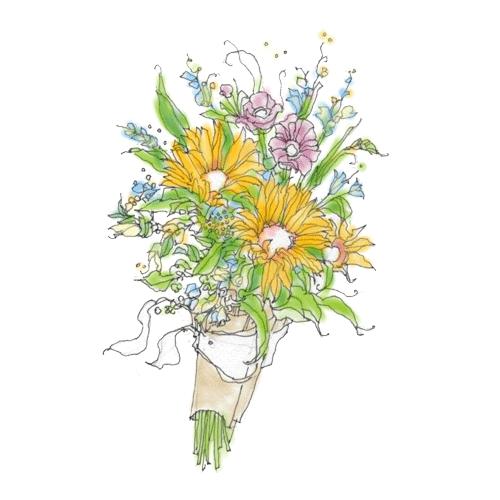 flower-bouquets-fergie