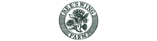 Bee's Wing Farm Flower Bluemont Virginia Logo